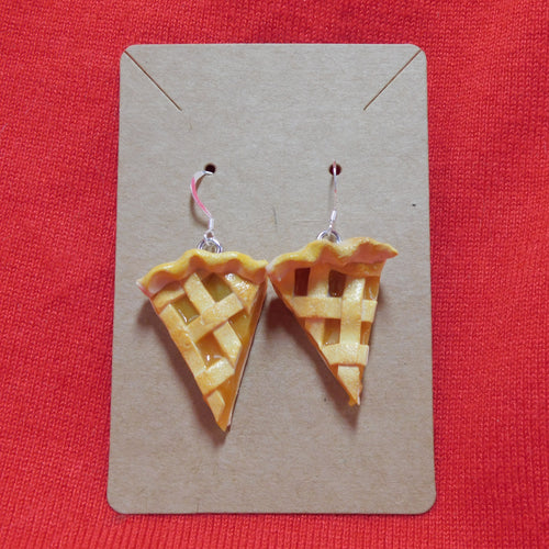 Apple Pie Earrings