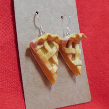 Load image into Gallery viewer, Apple Pie Earrings