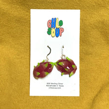 Load image into Gallery viewer, Dragon Fruit Earrings