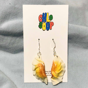 Gyoza Earrings