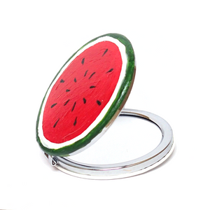 Watermelon Compact Mirror