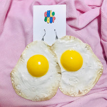 Load image into Gallery viewer, Jumbo Egg Earrings