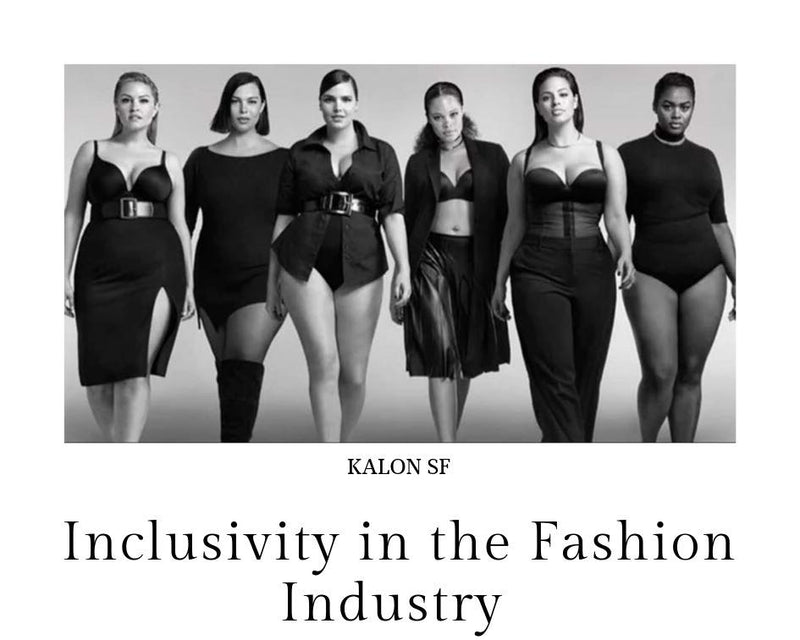 Inclusivity in the Fashion Industry
