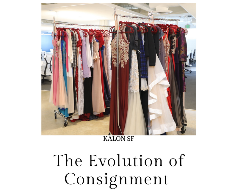 The Evolution of Consignment
