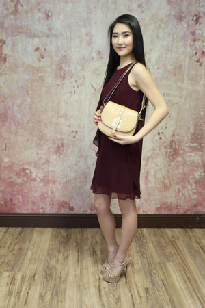 Crossbody Satchel Shoulder Bag