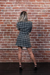 Tweed Short Skirt Suit