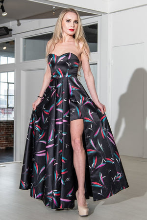 Strapless Sweetheart Show-Stopping Gown