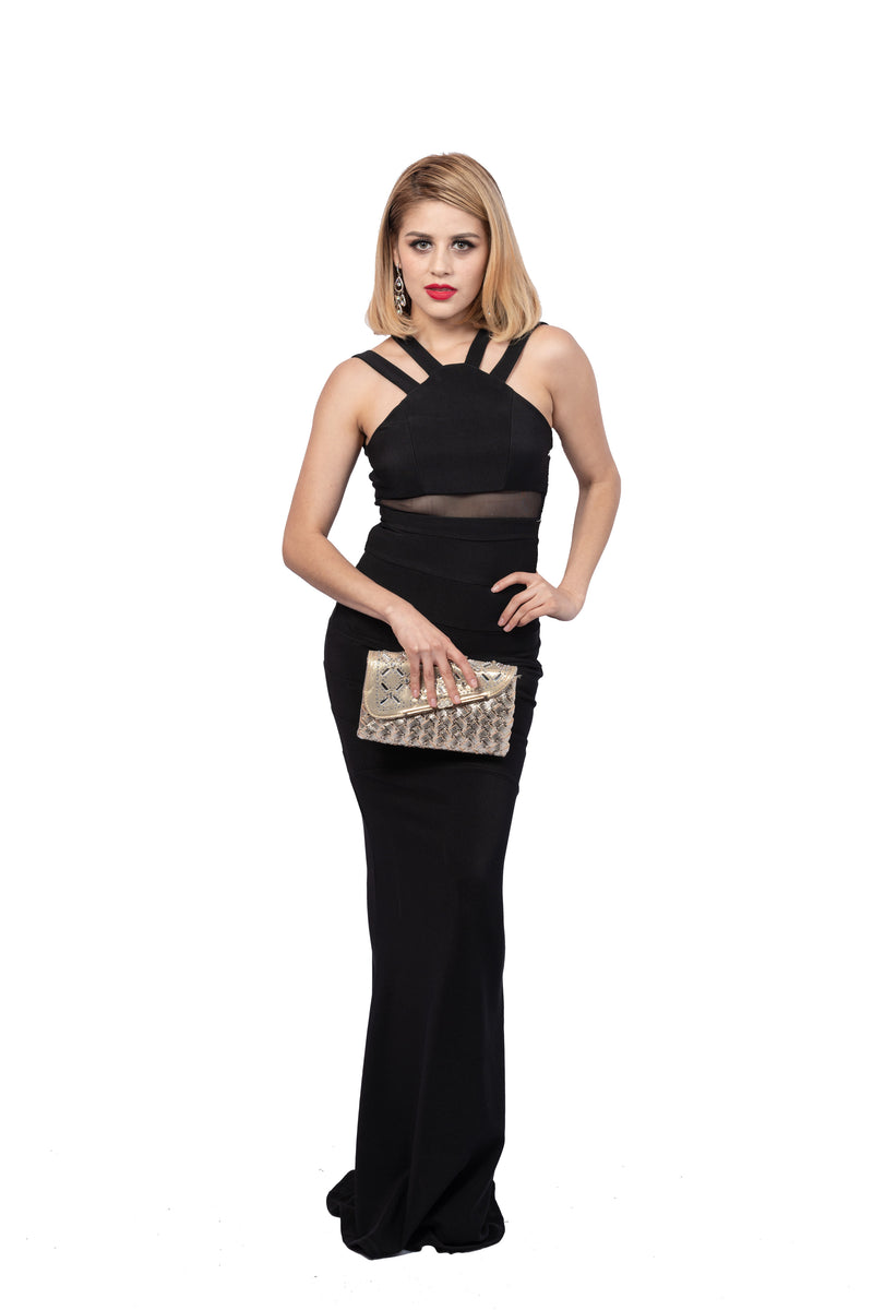Maxi Sheath Dress