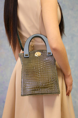 Unique Alligator Bag