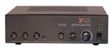 Front View Quest 35W Small Footprint Mixer Amplifier