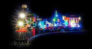 Let Your Kids Go Traveling This Year with the Winter Holiday Train