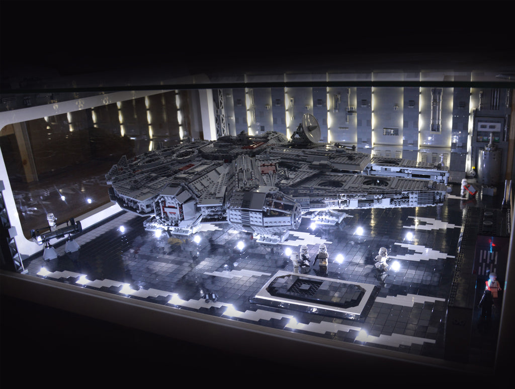 New Feature Addition in Star Wars Set - Great News for Lego Lovers