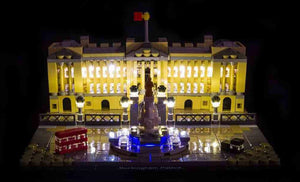 How Building Lights Glance up your Lego Artwork