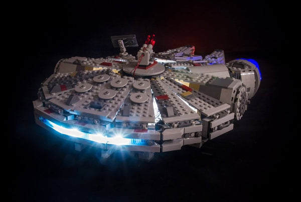 lego star wars Falcon