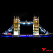 Tower Bridge #10214 Lego Led Light - Vonado