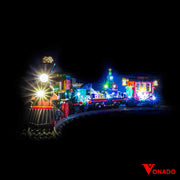 Winter Holiday Train #10254 - Vonado