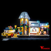 Winter Village Station #10259 - Vonado