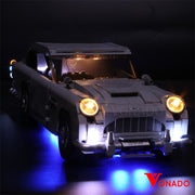 Aston Martin DB5 #10262 Lego Lights - Vonado