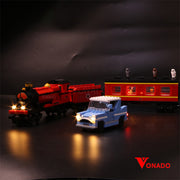 Vonado Hogwarts Express #4841 Lego Led Light