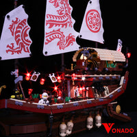 Vonado Ninjago, Destiny's Bounty #70618 Lego Led Light
