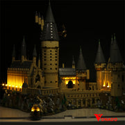 Harry Potter Hogwarts Castle #71043 Lego Light - Vonado