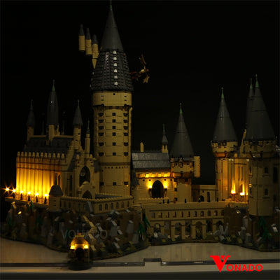 Vonado Hogwarts Castle #71043 Lego Led Light
