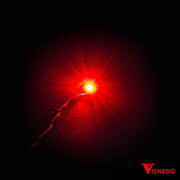 Vonado Bit Lights (Flashing Red) 30cm - (4 pack)