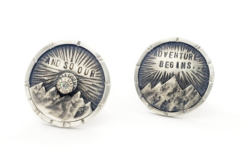 Our Adventure - Cuff Links