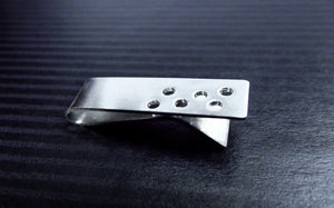 Negative Space - Tie Bar