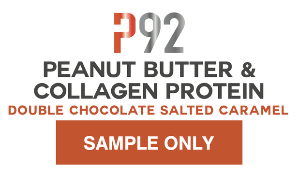 Peanut and Collagen Protein - 900grams