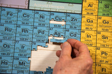 Load image into Gallery viewer, The Periodic Table of Elements Jigsaw Puzzle
