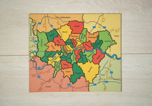 Load image into Gallery viewer, The London Boroughs Jigsaw Puzzle