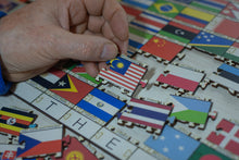 Load image into Gallery viewer, Flags of the World Puzzle
