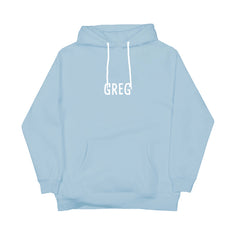 GREG PULLOVER HOODIE (MISTY BLUE)