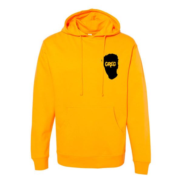"Danny Gonzalez ""Greg Head"" Yellow Pullover"