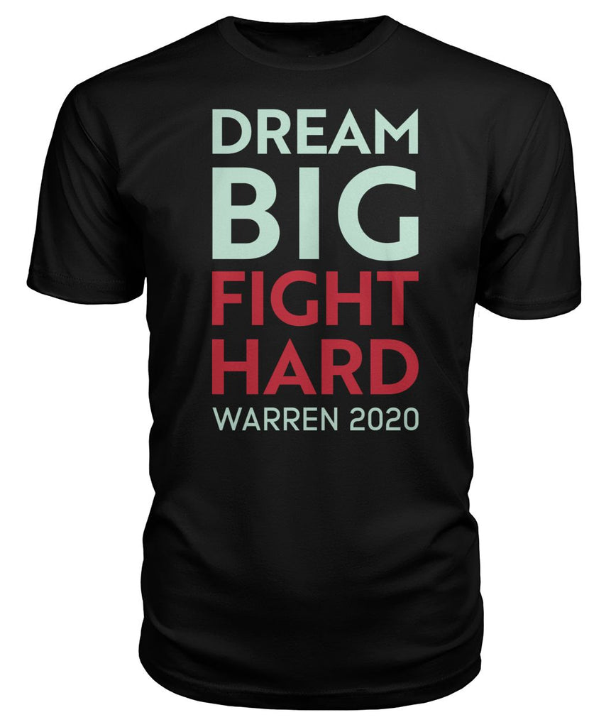 Warren Dream Big Fight Hard