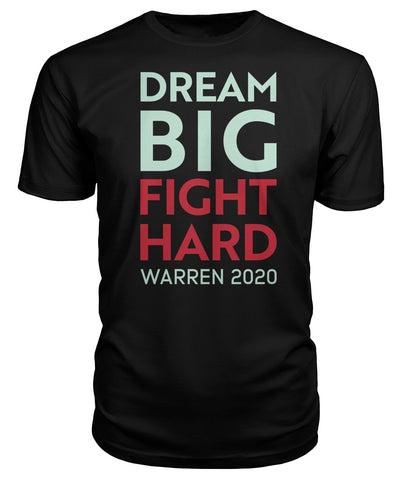 Image of Warren Dream Big Fight Hard