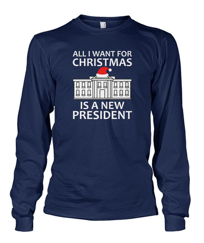Image of All I Want For Christmas Long Sleeve