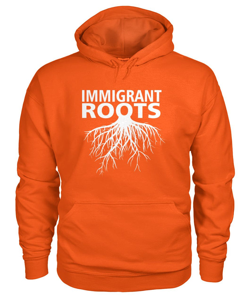 Immigrant Roots Hoodie