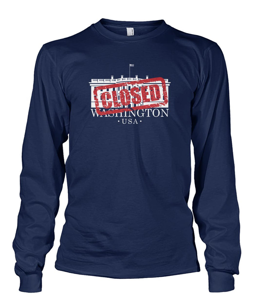 Gov. Shutdown Long Sleeve
