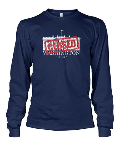 Image of Gov. Shutdown Long Sleeve