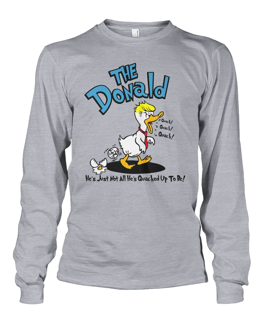 The Donald Long Sleeve