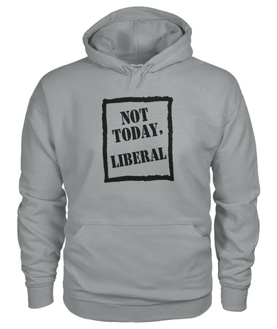 Image of Not Today Liberal Hoodie
