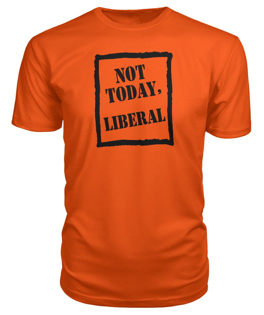 Not Today Liberal Premium Tee
