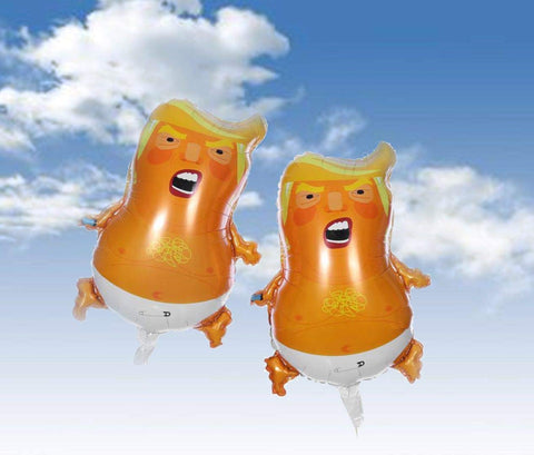 Image of Trump Baby Balloon (2-Pack)