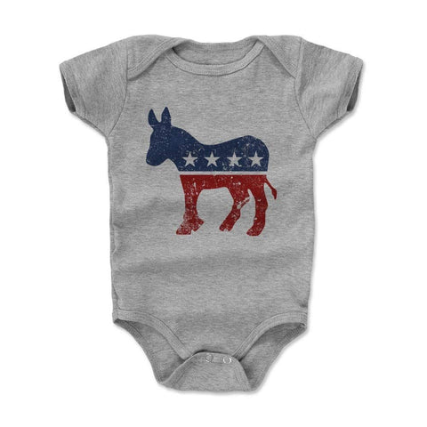 Image of Democratic Donkey Baby Onesie