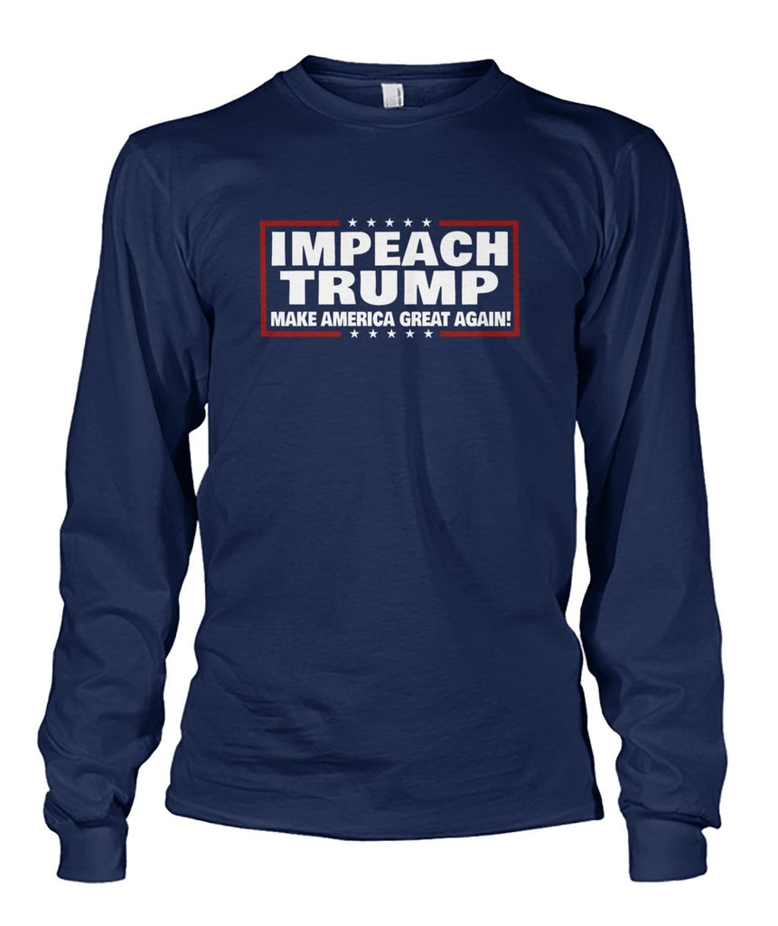 Impeach Trump Long Sleeve
