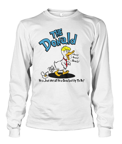 Image of The Donald Long Sleeve