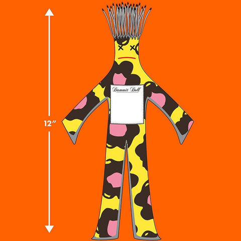 Image of Dammit Doll - Stress Relief, Gag Gift