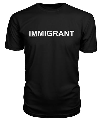 Image of IMmigrant Premium Tee